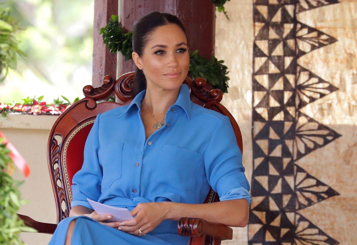 Meghan Markle, la duquesa de Sussex, empezará su baja por maternidad a finales de mayo