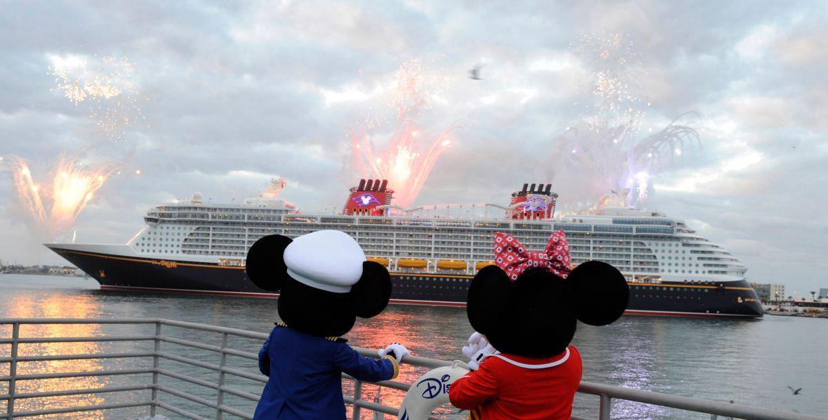 Un castillo sobre el mar: qué novedades presentará el crucero Disney Wish