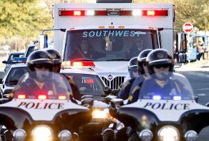 Un tiroteo en el centro de Texas dejó un muerto y cuatro heridos