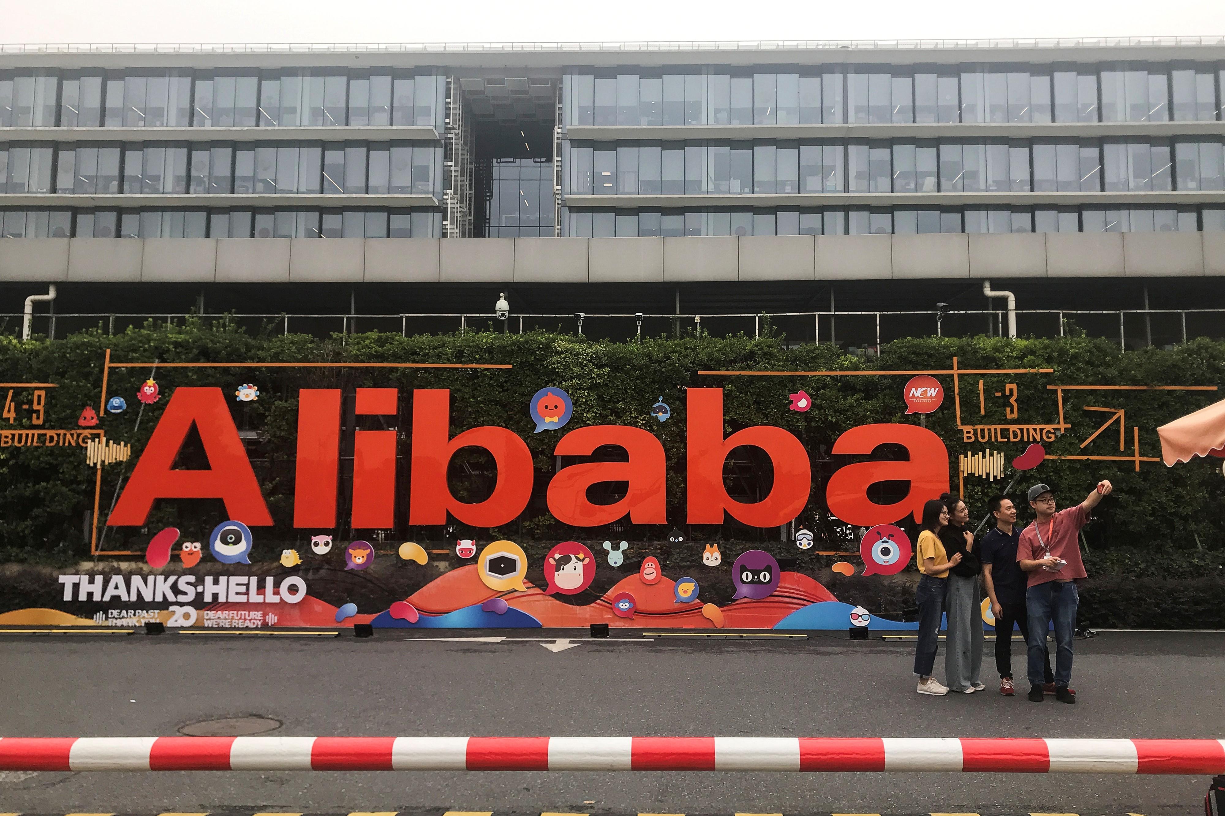 China impone la mayor multa antimonopolio en su historia al gigante de comercio electrónico Alibaba por $2,800 millones de dólares