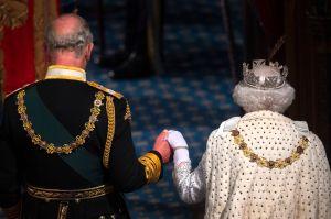 """La reina Isabel II se despide de su amado príncipe Felipe: """"Él ha sido mi fuerza"""""""