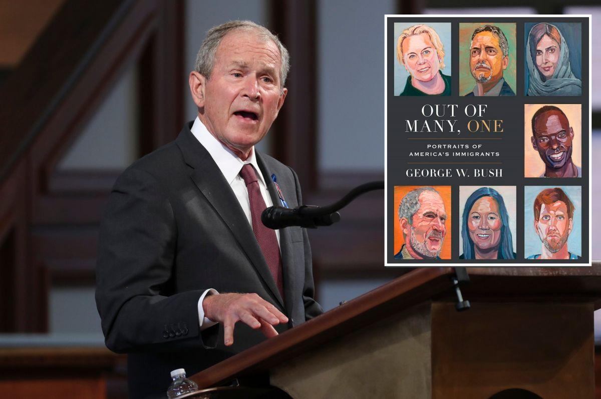 Bush apoya ciudadanía condicionada a 11 millones de indocumentados