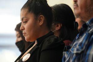 A un año del asesinato de Vanessa Guillén en Fort Hood, Texas, su madre pide reunirse con Joe Biden