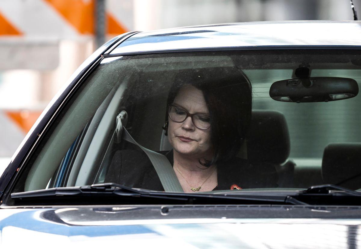 Juicio contra Derek Chauvin: Entre llanto, novia de George Floyd afirma que ambos eran adictos a los opiáceos