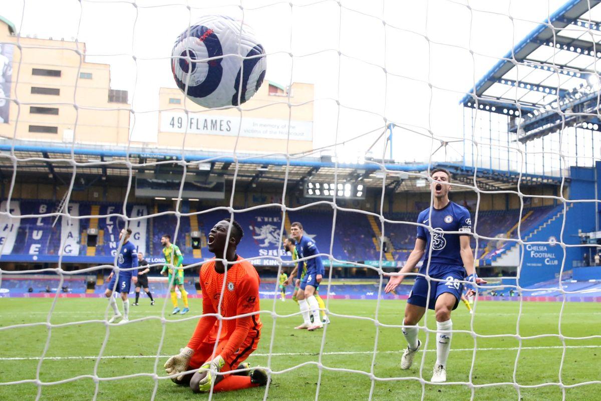 Vapuleado el Chelsea en Stamford Bridge por el West Bromwich