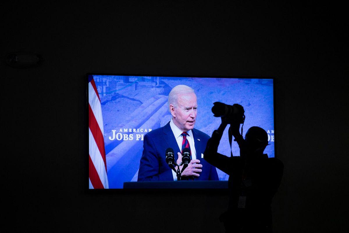 Biden revela su Plan para Familias de $1.8 billones de dólares