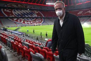 El director del Bayern Munich dice que le devolverá la paz al mundo del fútbol