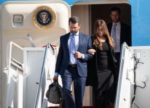 Donald Trump Jr. y su novia compran casa cerca de Mar-a-Lago en Florida por $9.7 millones de dólares