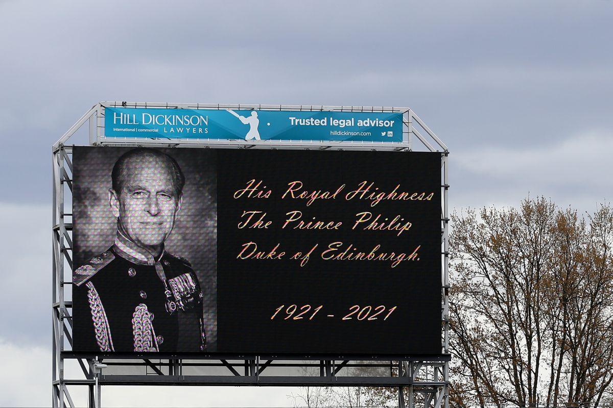 Joe Biden afirma que legado del príncipe Felipe trascenderá más allá de su familia y la Casa Real británica