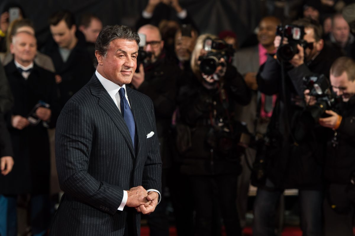 Sylvester Stallone niega ser miembro del club de Trump en Mar-a-Lago