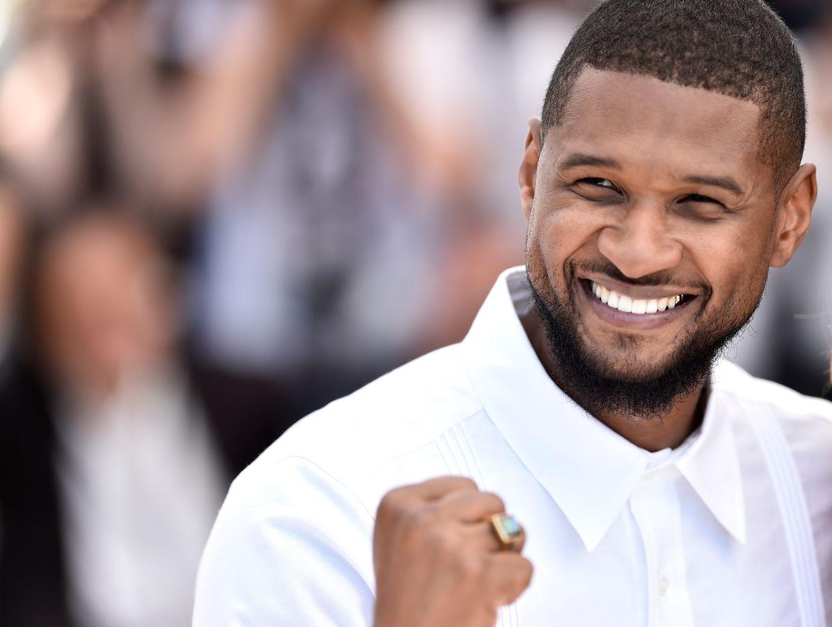¿Usher usó billetes falsos en un club de striptease de Las Vegas?