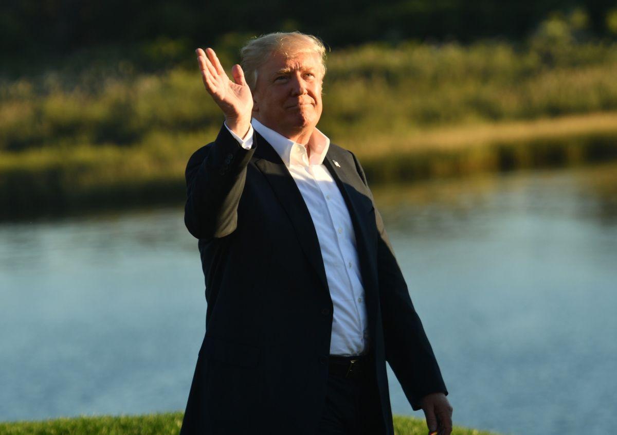 Trump planea mudarse a Nueva Jersey