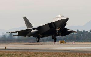 Las imágenes del increíble caza de sexta generación que sustituiría al F-22