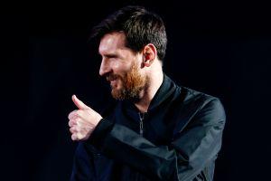 ¡De figura a figura! Messi le envió un emotivo mensaje a Nadal por el premio al mejor deportista[VIDEO]