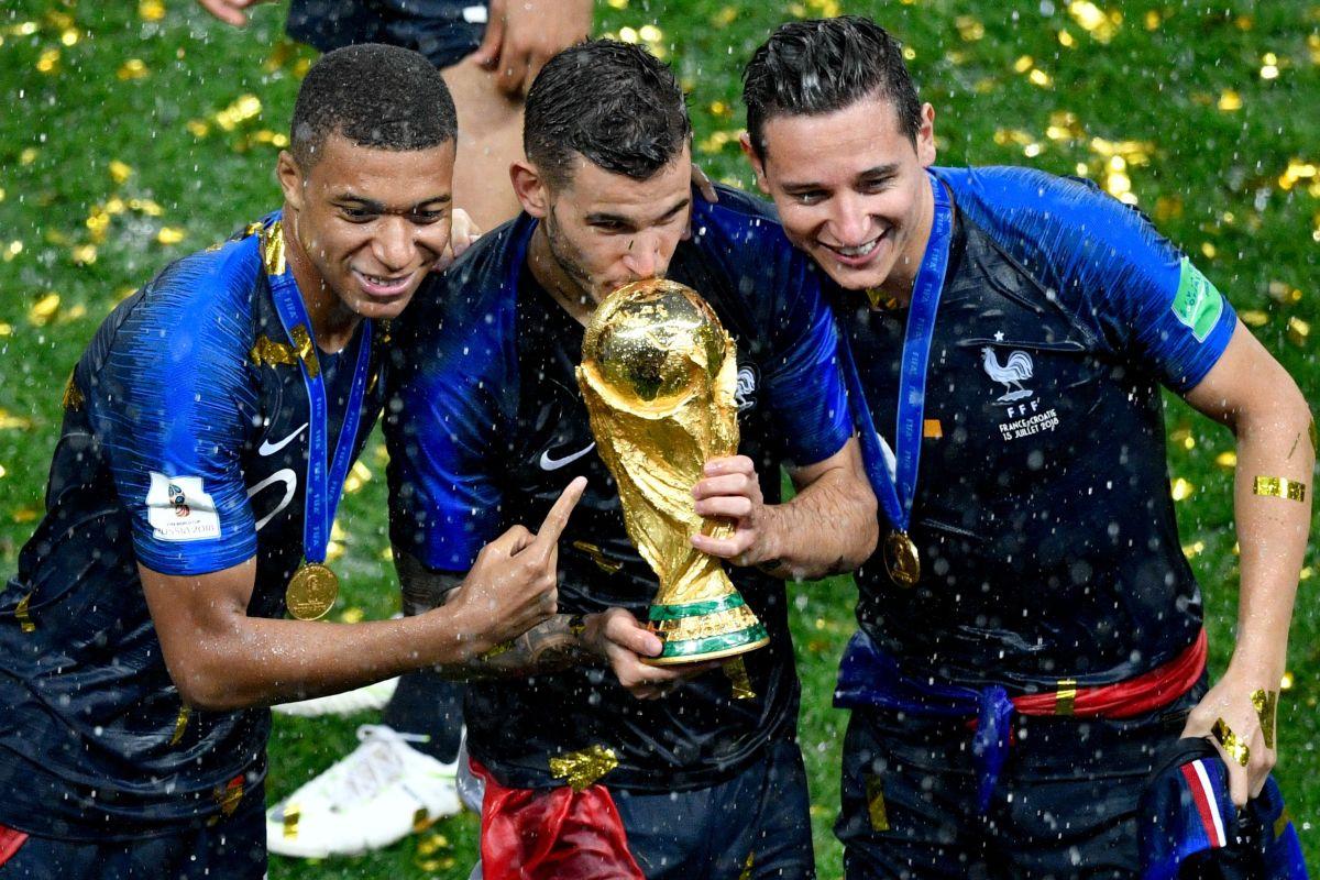 Thauvin, campeón del mundo en 2018 podría llegar a la Liga MX