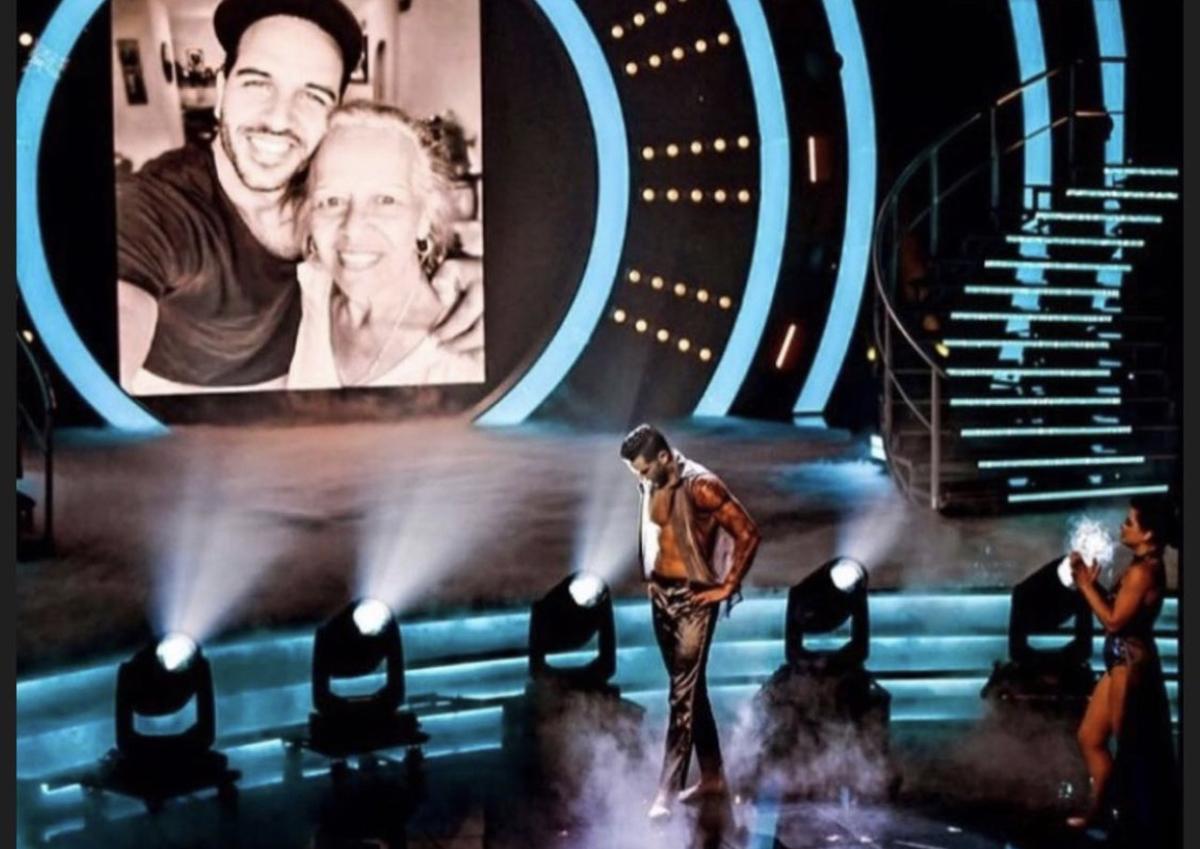 Chef Yisus emocionó a todos en 'Mira Quién Baila All Stars' bailando en homenaje a su madre