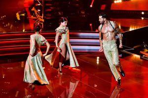 Chef Yisus muy sexy levantó temperatura con dos bailarinas en 'Mira Quién Baila All Stars'