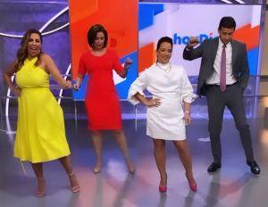 'Hoy Día': De las noticias al baile sexy de los conductores