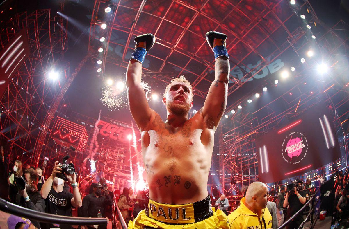 Video: el nuevo y brutal KO que propinó el Youtuber Jake Paul, ¿enfrentará a Mayweather?