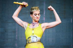 Esta es la zona del cuerpo que Katy Perry dejó de depilar. Confesó que ahora se le 'erizan' esos vellos