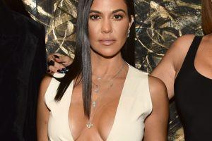 Kourtney Kardashian asistió al cumpleaños de su ex Scott Disick y hasta conoció a su novia