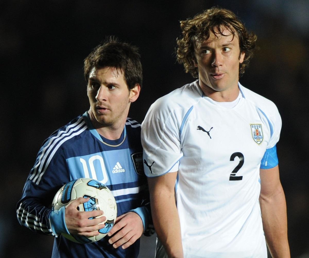 """Lugano no tiene dudas: """"Si Messi fuera uruguayo hubiésemos ganado dos Mundiales"""""""