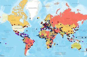 Estados Unidos lanzará alertas de viaje a 80% de los países debido a COVID-19