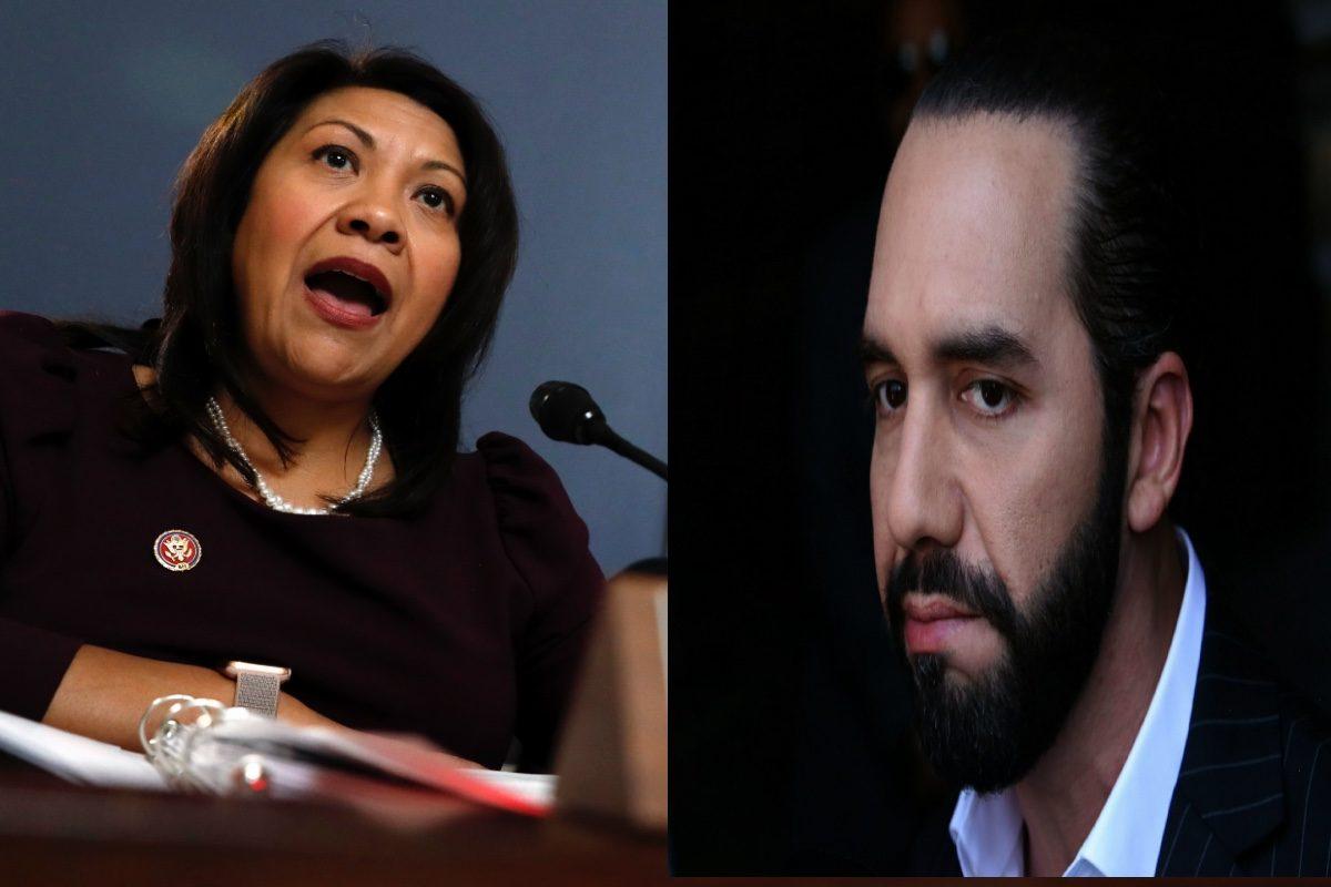 """Nayib Bukele arremete contra congresista Norma Torres por niños migrantes; dictador """"cool"""" ella le dice"""