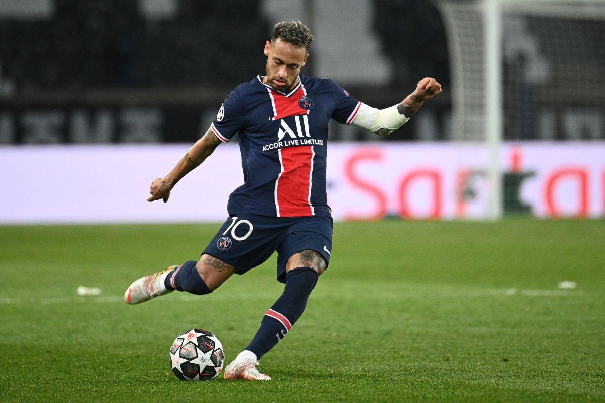 """Neymar no se rinde en su lucha por la Champions: """"1% posibilidades, 99% de fe"""""""