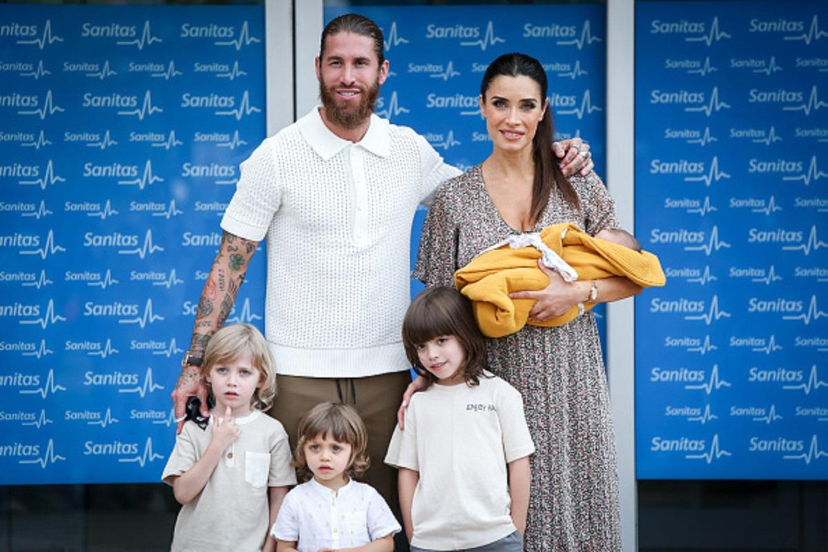 Pilar Rubio, esposa de Sergio Ramos, también dio positivo a COVID-19