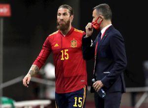 Sergio Ramos asumió su liderazgo y explicó la lesión que lo sacará de competencia