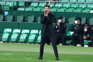 """Simeone se pronunció sobre la decisión del Atlético en Superliga: """"No me gusta la demagogia"""""""