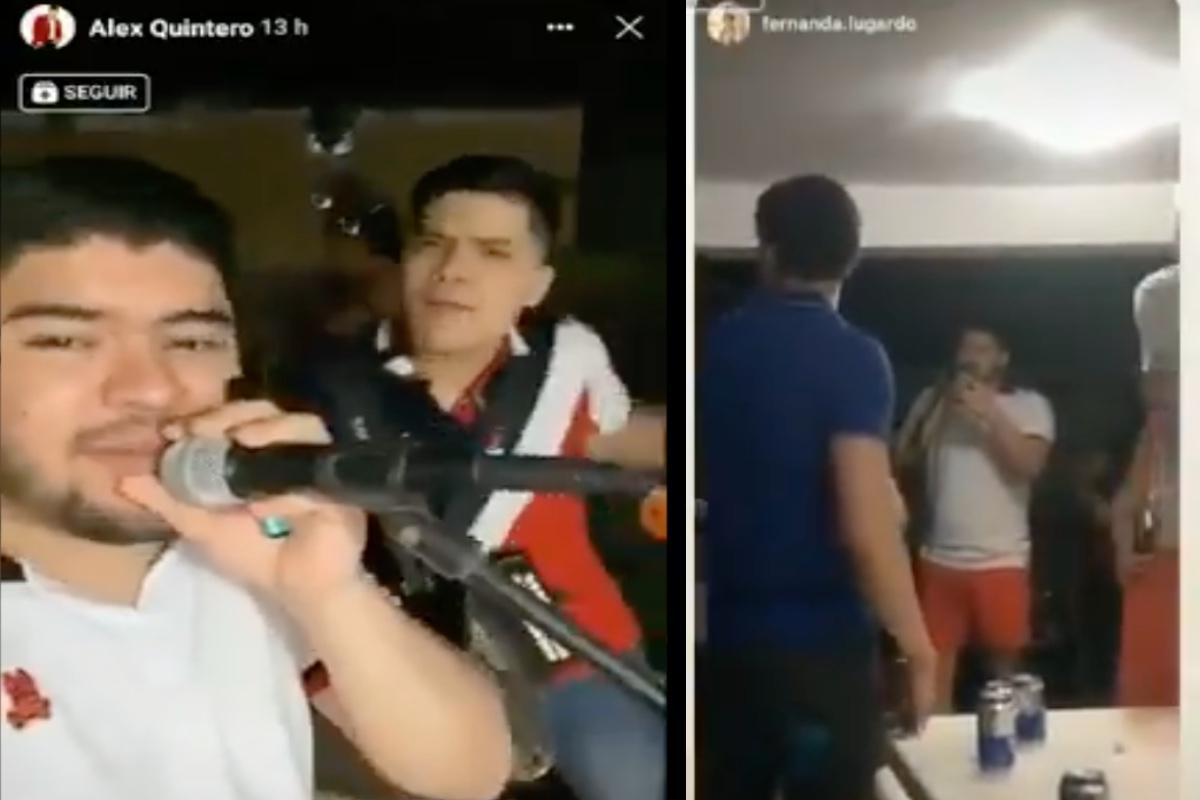 VIDEO: Alex Quintero cantaba así antes de ser asesinado a balazos al estilo narco