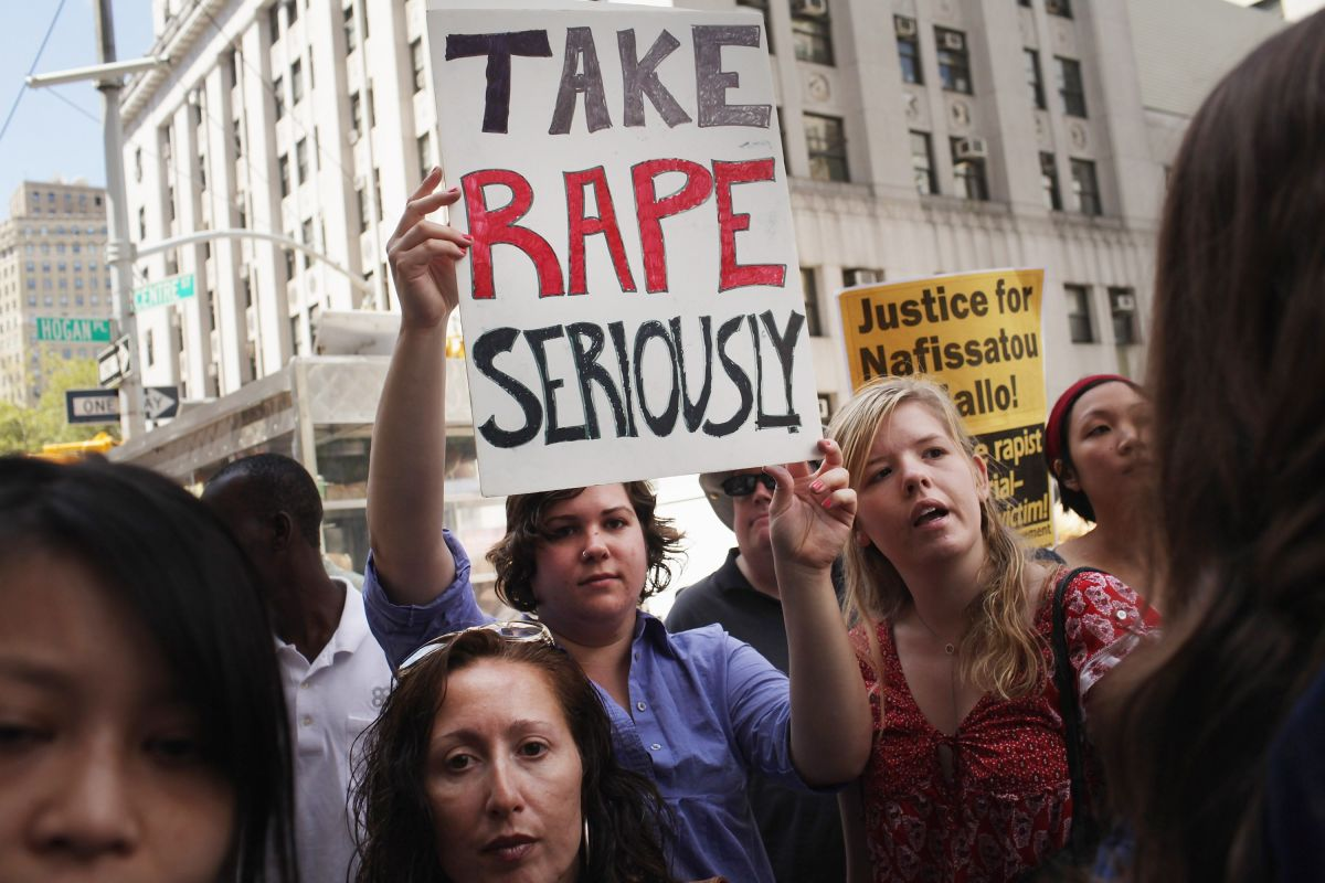 Asamblea Estatal aprueba legislación para ampliar el concepto de violación en Nueva York