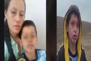 VIDEO: Madre de Wilton ya fue liberada por secuestradores pero el futuro del pequeño es incierto