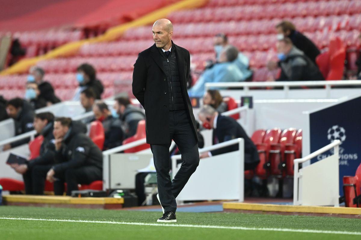 """Zidane: """"No le diré nada a los haters"""""""