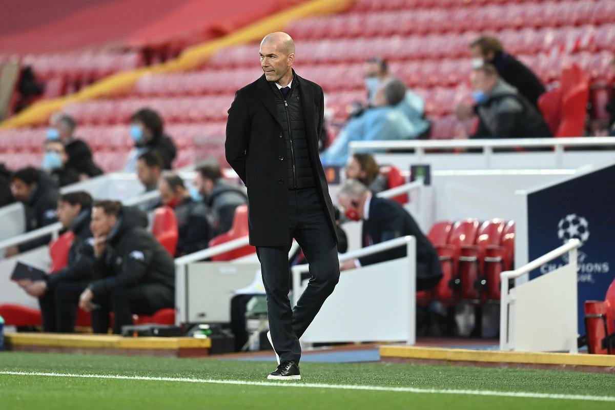 """Zidane responde a sus críticos: """"No seré el mejor, pero tampoco un desastre"""""""