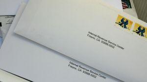 ¿Recibiste una carta del IRS? Qué puede significar