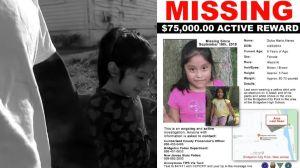 Dulce María desapareció en un parque hace dos años, ahora un misterioso video en YouTube sería clave para encontrarla