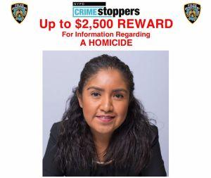 Apresan a adolescente por homicidio de madre mexicana en Queens, Nueva York