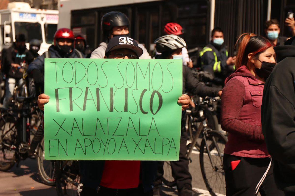 Todavía no hay arrestos por asesinato del repartidor Francisco Villalva Vitinio