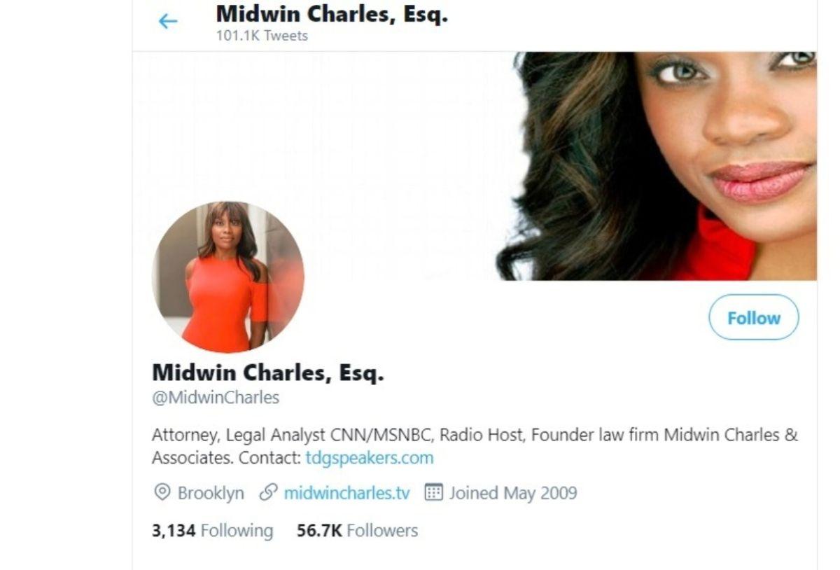 Su página en Twitter.