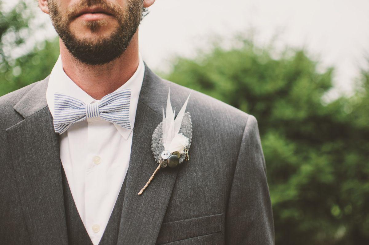 El novio llegó con un amigo a la boda y fue él quien se dio cuenta de la equivocación.