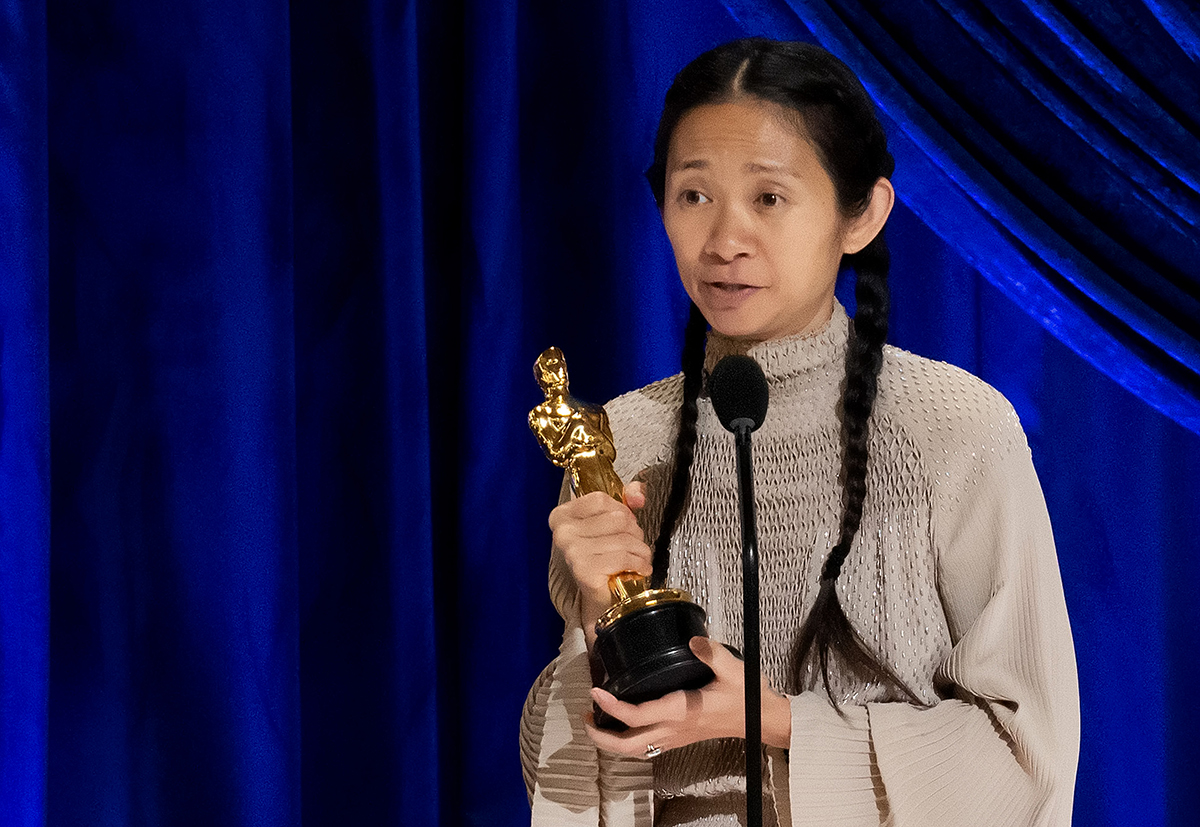 Oscar 2021: China Censored Chloé Zhao's Historic Win for Best Director