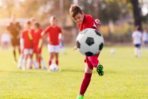 Programa gratuito de fútbol de Fidelis Care