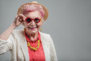 Cómo llegar a 95 años lúcida y bella