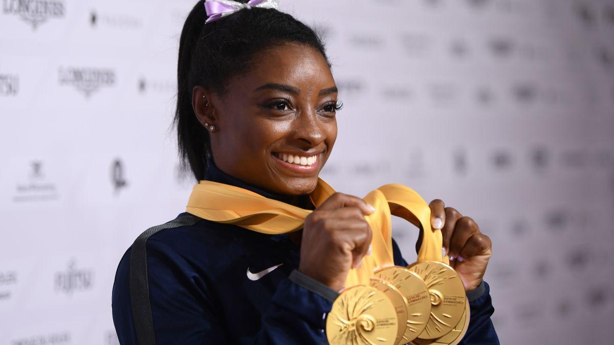 Athleta también le dará a Biles una plataforma para realizar acciones activistas en pro de las mujeres y las atletas femeninas.