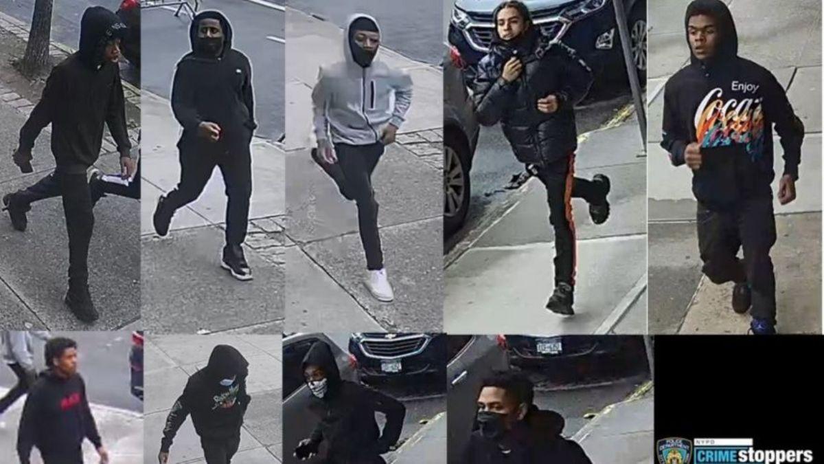 Pandilleros balearon y robaron a adolescente de 14 años en plena calle del Bronx