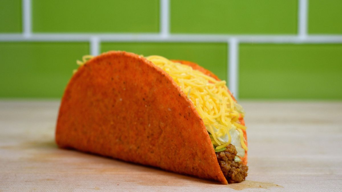 Taco Bell está probando un nuevo taco con proteína a base de plantas