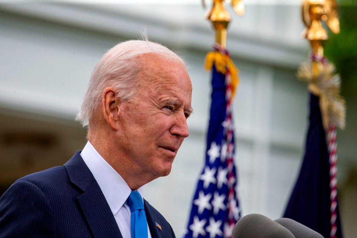 Joe Biden sigue sin expresarse sobre la posibilidad de un cuarto cheque de estímulo